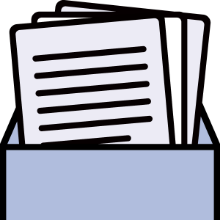 登録書類の送付のイメージ画像